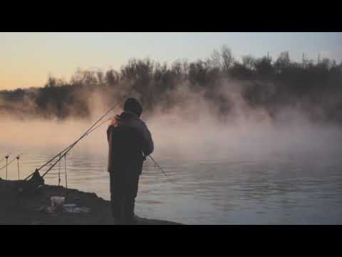 🥶 Pescuit la feeder pe canalul cu apa calda de la  Cernavoda la -13 grade!🥶🥶