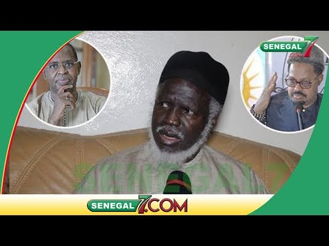 """""""Sidy décédé de maraboutage, selon Ahmed Khalifa"""": La version de Oustaz Alioune Sall"""