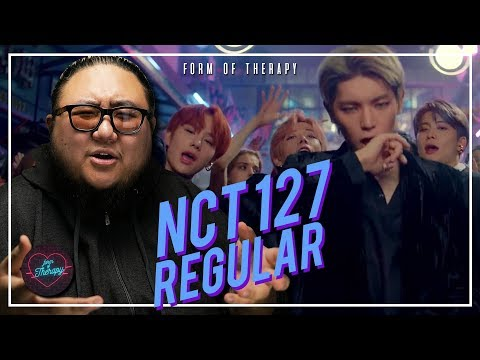 """Producer Reacts to NCT 127 """"Regular"""" (English Ver.)"""