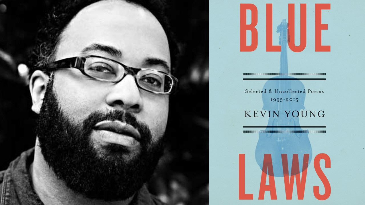 Kevin Young at AWP 2017