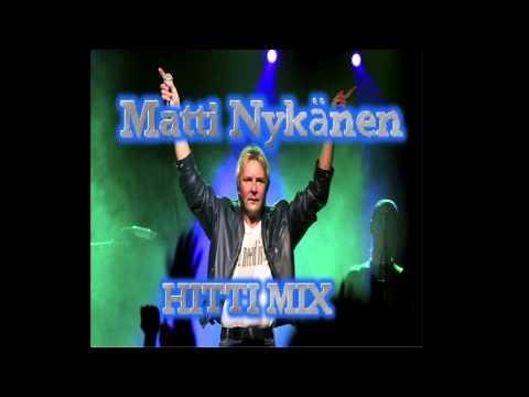 Matti Nykänen Hitti Mix tekijä: JiiPee Mix - SUOMI BILEET