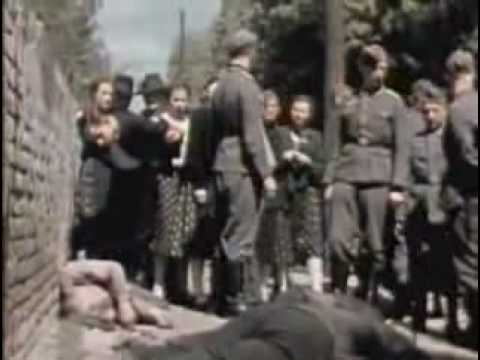 April 1941. u Srbiji