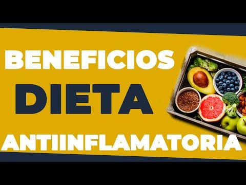 DIETA ANTIINFLAMATORIA. EN QUÉ TE BENEFICIA. Salud, nutrición.