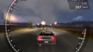 7. Need for Speed Underground 2 Drag Nissan 240 sx