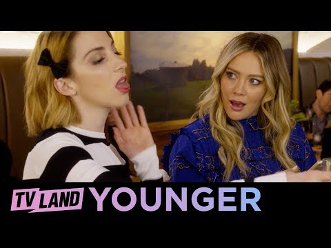Younger 'An Inside Glob' Ep. 4 Bloopers 🤣(Compilation) | TV Land