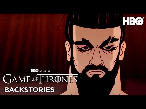"""HBO Backstories:  """"Game of Thrones"""""""