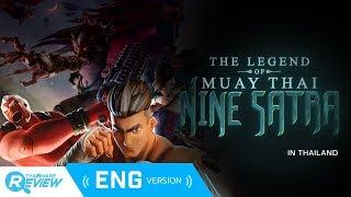 9 Satra  The Legend Of Muaythai  Is The Pride Of Thai Animation