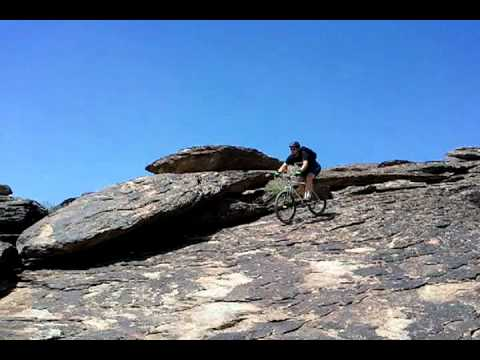 Zipper Freeriding on the hardtail!!