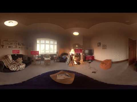 Download Experience a real house fire through 360 video   Escape My House HD Mp4 3GP Video and MP3