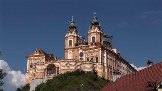 Durnstein Austria  city photos : The Wachau from Pöchlarn via Melk to Dürnstein - Austria HD Travel Channel