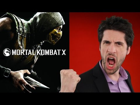 Mortal Kombat X game review