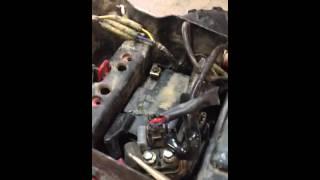 10. Yamaha raptor 250 starting problems