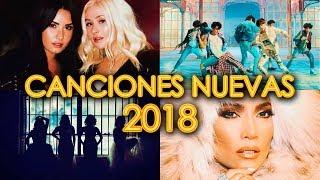 CANCIONES NUEVAS MAYO 2018 - POP ROCK ELECTRÓNICA LO MÁS NUEVO EN INGLÉS Y ESPAÑOL | WOW QUÉ PASA
