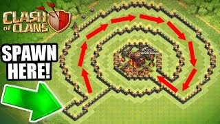 "Video Clash Of Clans - INSANE ""NO NAME"" TROLL BASE!! - CAN IT BE BEATEN!?! MP3, 3GP, MP4, WEBM, AVI, FLV Oktober 2017"