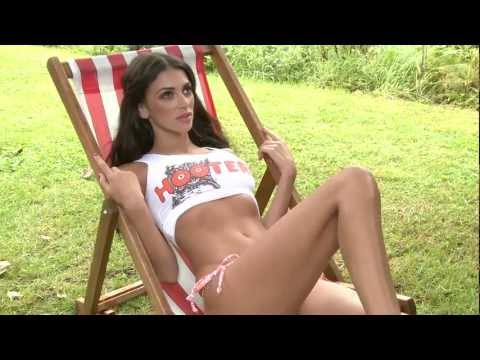 Bikini Friday - Georgia Salpa FHM Behind The Scenes