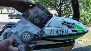 7. Kawasaki 750sxi/sxr800 Carb Rebuild DIY