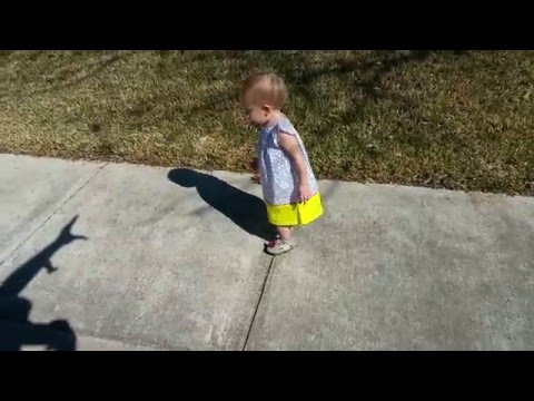 WATCH:  Not going to win Father of the Year Award with his shadow puppet