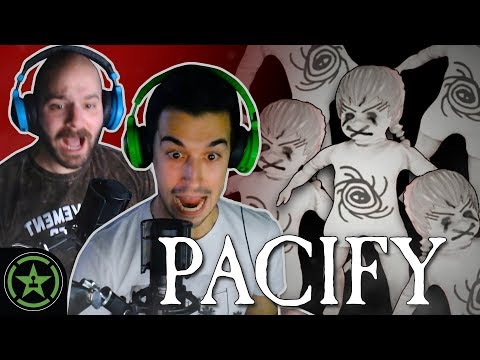 WE GET DOLL'D! - Pacify | Let's Play