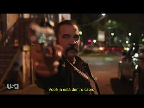 "QUEEN OF THE SOUTH | PROMO S04XE04 ""LA MALDICIÓN"" - LEGENDADA"