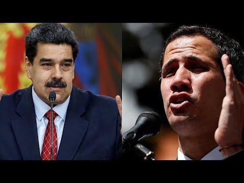 Venezuela: Staatskrise - Maduro erneuert Gesprächsang ...
