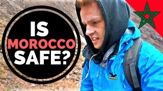 Hey guys! Here is some information about safety for foreigners who are travelling in Morocco. Please let me know your opinion ...