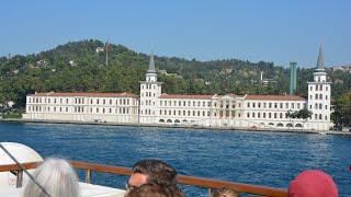 Video Bosphorus Cruise in Istanbul, Turkey MP3, 3GP, MP4, WEBM, AVI, FLV September 2018