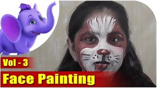 Learn How To Do Face Painting - Vol 3