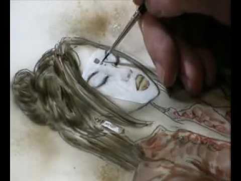 0 Luis Royo Fantasy Artist Extraordinaire