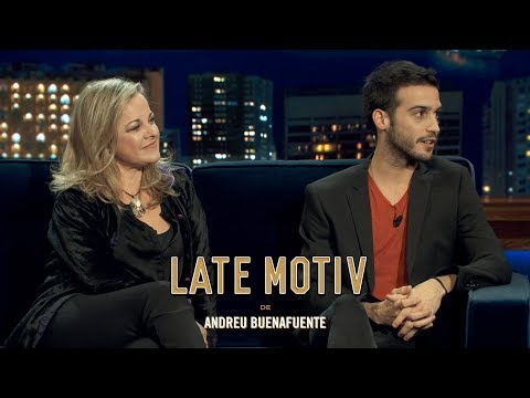 LATE MOTIV - Ángeles Martín y Samuel Viyuela. 'Hablar por Hablar'   #LateMotiv328
