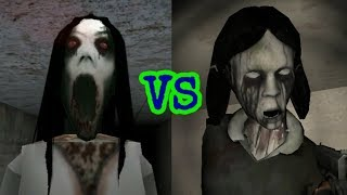 Slendrina The Cellar vs SMD Asylum