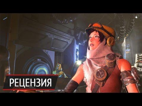 Обзор ReCore: больше робо-ядер богу робо-ядер