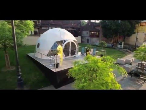 KingDome-Croatian Glamping Dome