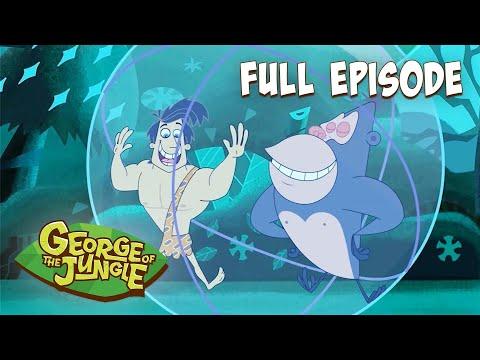 George Of The Jungle 201 | Bringing Silverback | HD | Full Episode