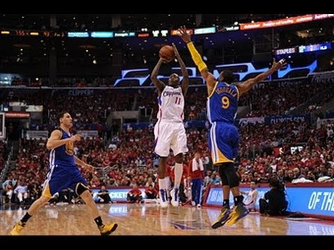 NBA - Check out the first Top 10 of the 2014 NBA Playoffs, highlighted by Jamal Crawford's LONG distance shot. Visit nba.com/video for more highlights. About the N...