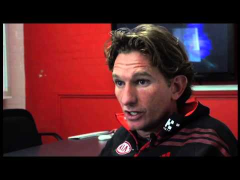 hangar - Watch a gripping episode of The Hangar featuring Brendon Goddard, captain Jobe Watson and coach James Hird ahead of the club's ANZAC Day clash against Collin...