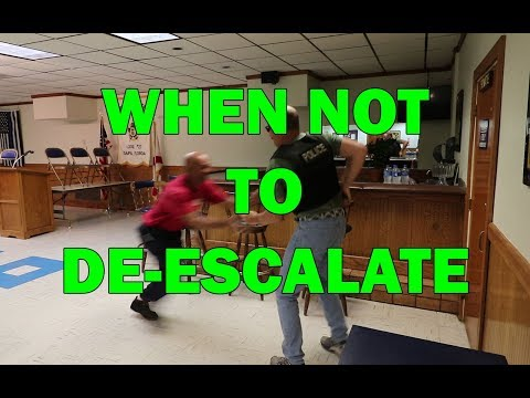 Deadly Force Scenario Training for Civilians   Scenario 11   by LEO Round Table