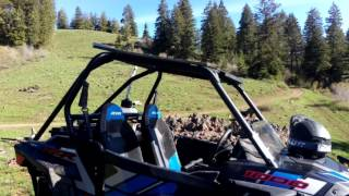 10. 2017 Polaris RZR S 1000 Review - Mann's Creek, Idaho
