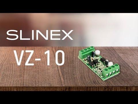 Обзор SLINEX VZ-10