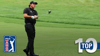 Video Phil Mickelson's top-10 great escapes on the PGA TOUR MP3, 3GP, MP4, WEBM, AVI, FLV Agustus 2019