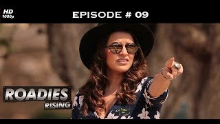 Video Roadies Rising - Episode 9 - War of words: Neha vs Nikhil! MP3, 3GP, MP4, WEBM, AVI, FLV September 2018