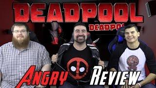 Video Deadpool Angry Movie Review MP3, 3GP, MP4, WEBM, AVI, FLV Oktober 2018