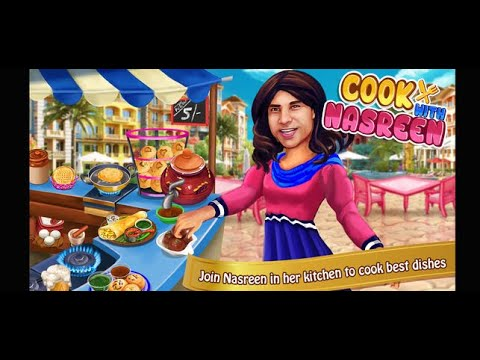 Brand New Game (COOKING WITH NASREEN)