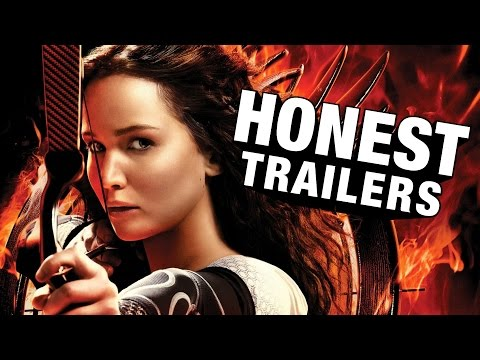 Honest Trailers The Hunger Games Catching Fire