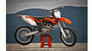 4. 2012 KTM XC 500 W Features & Walkaround