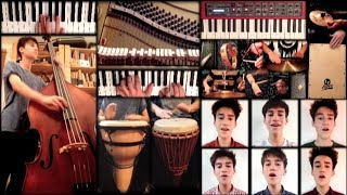 Don't You Worry 'Bout A Thing - Jacob Collier - YouTube