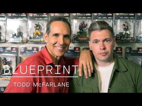 1 • E3___  _    Spider-Man to Spawn, How Todd McFarlane Became the Biggest Comic Book Artist Ever   Blueprint