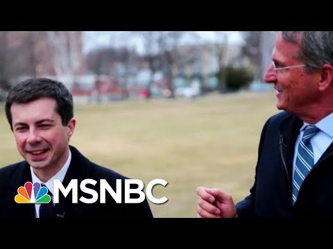Pete Buttigieg: I Work To Stay Rooted On The Campaign Trail | Morning Joe | MSNBC