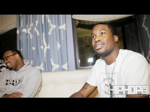 Meek Mill - Meek Mill sits down with HipHopSince1987.com's own Brandon Wyche to talk about the Cassidy beef (will he respond to Cassidy's