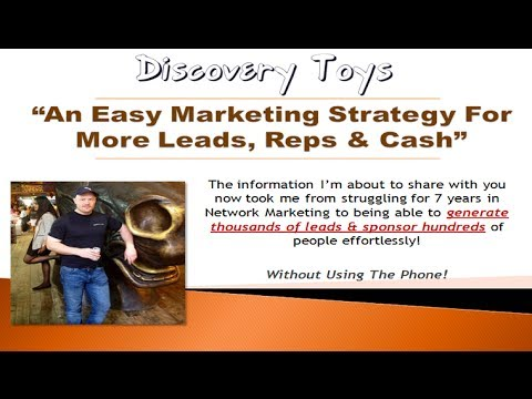 Discovery Toys | How To Create Cash Flow Fast