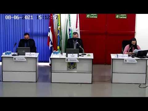 14ª Sessão Extraordinária de 2021 - deliberação de projetos do Poder Executivo Municipal, em caráter de urgência.